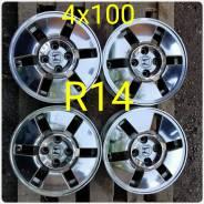 Honda. x14, 4x100.00, ET45