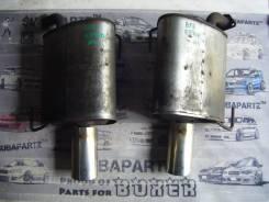 Глушитель. Subaru Legacy, BPE Двигатели: EJ30D, EZ30D