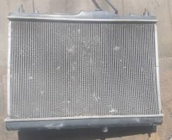 Радиатор охлаждения двигателя. Nissan: Tiida Latio, Tiida, AD, Wingroad, Bluebird Sylphy Двигатели: HR15DE, CR12DE