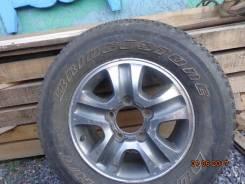 Продам одно колесо от крузака. x17