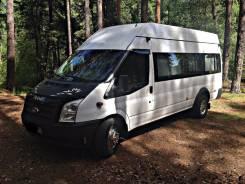 Ford Transit Jumbo. Продаю микроавтобус, 2 200 куб. см., 18 мест