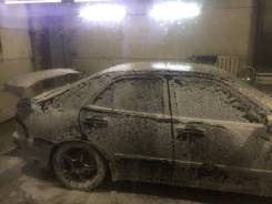 Спойлер. Toyota Altezza, SXE10