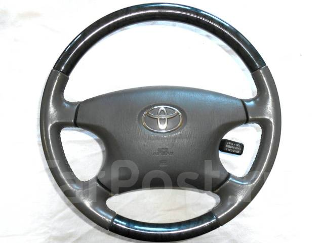 Руль. Toyota: Altezza, Progres, Mark II Wagon Blit, Corolla Spacio, Avensis, Gaia, Windom, Opa, Mark II, Avalon, Corolla Fielder, Venza, iQ, Estima, A...