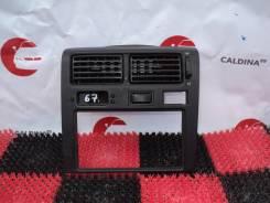 Консоль панели приборов. Toyota Corona, AT190, CT190, CT195, ST190, ST191, ST195 Toyota Caldina, CT190, CT190G, CT196, CT196V, CT198, CT198V, ET196, E...