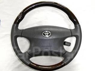 Руль. Toyota: Avensis, iQ, Brevis, Aristo, Corolla Fielder, Avensis Verso, Ipsum, Solara, Estima Hybrid, Avalon, Estima, Mark II Wagon Blit, Picnic Ve...