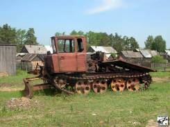ОТЗ ТДТ-55А. Продается трактор трелевочный ТДТ-55 А, 1 000 куб. см., 1 000 кг., 11 500,00кг.