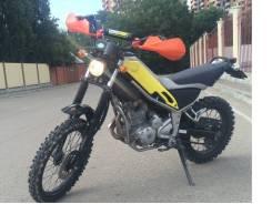 Yamaha XG250 Tricker. 250 куб. см., исправен, птс, с пробегом