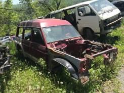 Кузов в сборе. Nissan Safari