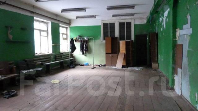 Производственное здание, отдельно стоящее на охраняемой территории. 2 000 кв.м., улица Калинина 244, р-н Чуркин