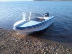 Продается японская лодка св хорошем состоянии в Иркутске. длина 4,00м., двигатель подвесной, 55,00л.с., бензин
