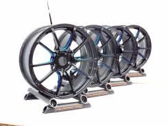 Weds Sport SA-55M. 8.0/8.0x18, 5x114.30, ET35/45, ЦО 73,1мм.