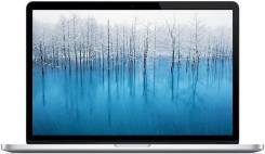 """Apple MacBook Pro 15 2016 Late MLW72RU/A. 15.4"""", 3,7ГГц, ОЗУ 8192 МБ и больше, диск 512 Гб, WiFi, Bluetooth, аккумулятор на 12 ч."""