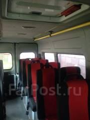 Fiat Ducato. Микро автобус Fiat Dukato, 2 300 куб. см., 18 мест