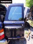 Дверь багажника. Nissan Safari, WTY61 Двигатели: ZD30DDTI, ZD30DDTIS, SP