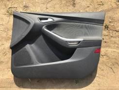 Обшивка двери. Ford Focus, CB8 Двигатели: XQDA, UFDB, PNDA, XTDA, IQDB