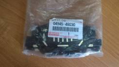 Противоскрипные пластины тормозных колодок Toyota 04945-48030