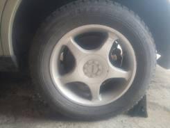 Колеса комплект R15 195/65. 6.5x15 4x114.30, 5x114.30 ET35