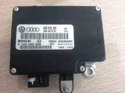 Блок управления зарядкой аккумулятора. Audi A8, D3/4E, D3, 4E Audi S8