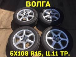 Volvo. 6.5x15, 5x108.00, ET43