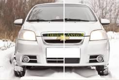 Заглушка бампера. Chevrolet Aveo, T250 Двигатели: LMU, F15S3, F14D4, F16D3, B12D1. Под заказ