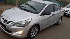 Hyundai Solaris. RB, G4FA