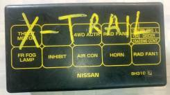 Крышка блока предохранителей. Nissan X-Trail, T30, NT30, PNT30 Двигатели: QR20DE, SR20VET