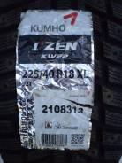 Kumho I'Zen KW22. Зимние, под шипы, 2012 год, без износа, 4 шт