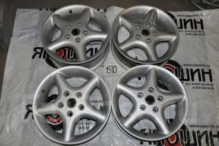 Комплект литых дисков №1510. 5.5x15, 5x114.30, ET55