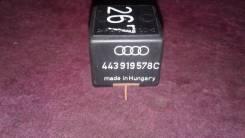 Реле. Audi A4 Audi A6 Двигатель AGA
