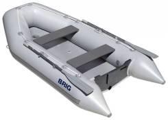 BRIG Dingo D300. Год: 2008 год, длина 3,00м., двигатель подвесной, 15,00л.с., бензин