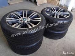 """Комплект летних колес на 20"""" для BMW X5/X6. x20 5x120.00 ET40 ЦО 74,1мм."""
