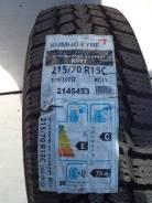 Kumho Power Grip KC11. Зимние, под шипы, 2014 год, без износа, 2 шт