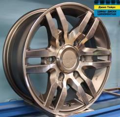 Sakura Wheels 497. 6.0x15, 6x139.70, ET33, ЦО 108,1мм.