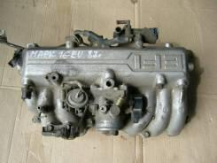 Коллектор впускной. Toyota Mark II, GX70G, GX70 Двигатель 1GEU
