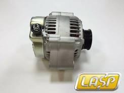 Генератор. Toyota: 4Runner, Land Cruiser Prado, Granvia, Tundra, Tacoma, Hilux Surf Двигатель 5VZFE