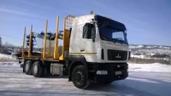 МАЗ. Продается сортиментовоз с гидроманипулятором, 11 122 куб. см., 22 000 кг.