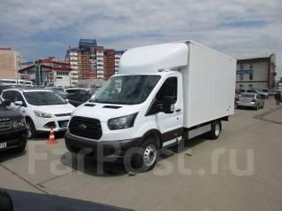 Ford Transit. Промтоварный фургон у официального дилера Форд, 2 200 куб. см., 2 300 кг.