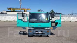 Hino Ranger. Продам 1996 г. в. с манипулятором, 8 000 куб. см., 3 500 кг.