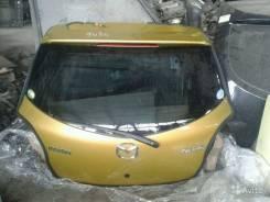 Крышка багажника. Mazda Demio, DE3FS