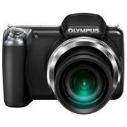 Olympus SP-800UZ. 10 - 14.9 Мп, зум: 14х и более