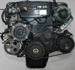 Двигатель в сборе. Toyota: Cressida, Cresta, Supra, Crown, Mark II, Chaser Двигатель 7MGE