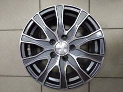 Light Sport Wheels. 6.0x14, 5x100.00, ET35, ЦО 57,1 мм.