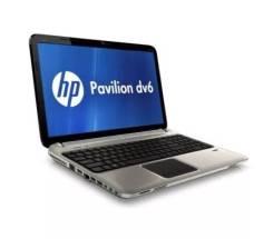 "HP Pavilion dv6-6031er. 15.6"", 1,8ГГц, ОЗУ 4096 Мб, диск 500 Гб, WiFi, Bluetooth, аккумулятор на 1 ч."