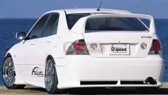 Бампер. Lexus IS200