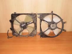 Вентилятор охлаждения радиатора. Honda HR-V