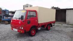 Nissan Atlas. Пробег 5 тыс км бывшая пожарка, 2 700 куб. см., 1 500 кг.