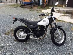 Yamaha TW 225. 223 куб. см., исправен, птс, без пробега