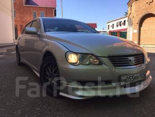 Toyota Mark X. автомат, 4wd, 2.5 (215 л.с.), бензин, 154 000 тыс. км