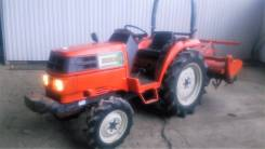 Hinomoto. Японский мини трактор NZ230, 1 500 куб. см.