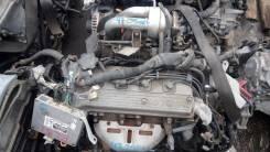 Двигатель в сборе. Toyota Corolla II, EL41 Toyota Starlet Toyota Corolla 2, EL41 Двигатель 4EFE